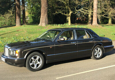 1999 Bentley Arnage 4.4 Twin Turbo V8 4Dr Auto - Rare Chrome Grille