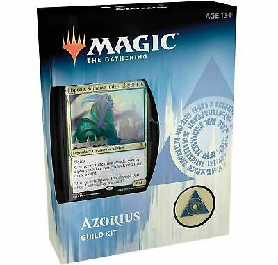 MTG Magic Ravnica Allegiance Guild Kit Azorius Senate