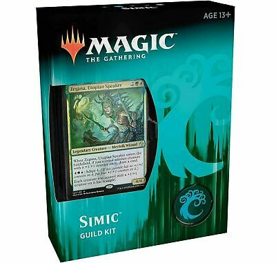 MTG Magic Ravnica Allegiance Guild Kit Simic Combine
