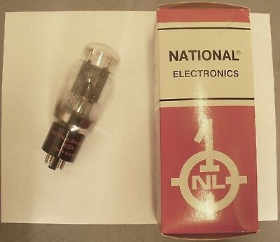 National Electronics 422A Rectifier Tube Replaces Western Electric, New, 1987