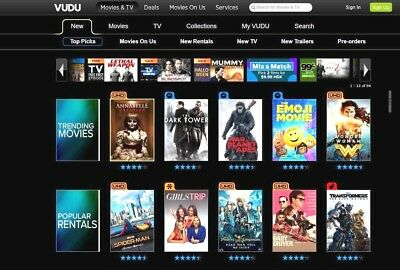 DIGITAL MOVIES ONLY-  See the list and read the description.
