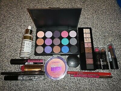 14 Piece Makeup Bundle (Mixed Items)