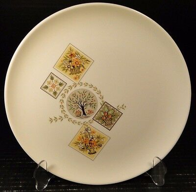 Taylor Smith Taylor Brocatelle Dinner Plate 10 1/4 Ever Yours EXCELLENT