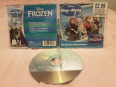 Disney Sing-Along - Frozen by Various New Music CD