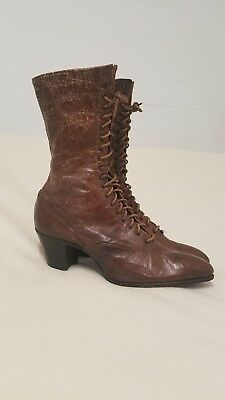 Antique Boots Late 19th century or early 20th century Unique photo prop