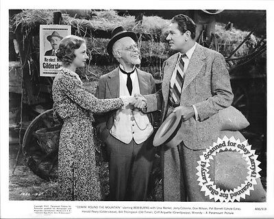 Lot of 5, Bob Burns, Thompson, Arquette stills COMIN' ROUND THE MOUNTAIN (1940)