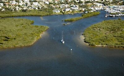 Island Property: 4 Acres Right on the Intracoastal! Near Daytona Beach, Florida