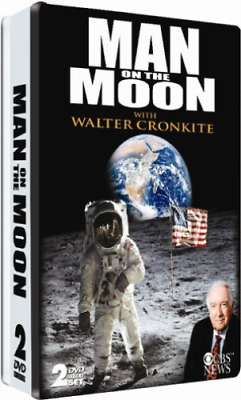 DOCUMENTARY-MAN ON THE MOON (DVD) (40TH ANNIVERSARY  (Importación USA) DVD NUEVO