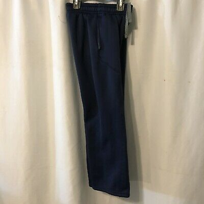 UNDER ARMOUR Cold Gear Storm 1 Youth Athletic Leggings Size Youth X Small Blue