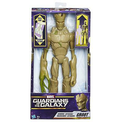 "Hasbro Guardians of the Galaxy 2 Growing Groot 15"" Action Figure Toy Figurine"