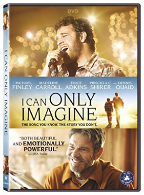I Can Only Imagine-I Can Only Imagine (Us Import) Dvd New