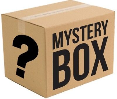 Mysteries Box (1/25 Boxes include a $50 Dollar Bill)