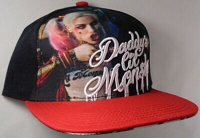 the latest af36a 408aa THE JOKER Harley Quinn SUICIDE SQUAD Batman movie COMIC Book New Men s HAT  Cap.  19.80 Buy It Now 2d 0h. See Details. Hat Cap Licensed DC Comics Harley  ...