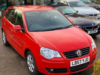 VOLKSWAGEN POLO 1.4  Red Manual Petrol, 2007