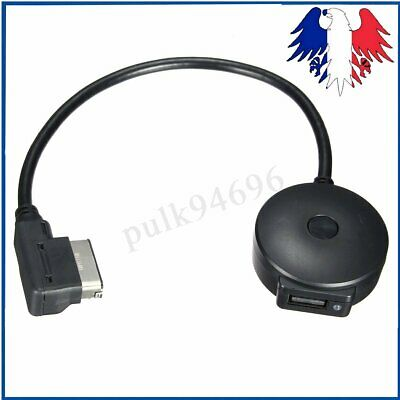 AMI MMI Wireless bluetooth 4.0 USB Adapter Cable For Audi A3 A4 A6 A7 Q3 Q7 VW
