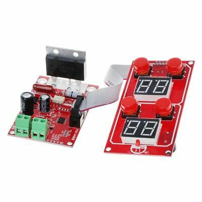NY-D04 100A Digital Display Spot Welding Machine Controller Time Panel Board