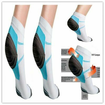 Plantar Fasciitis Foot Pain Relief Sleeves Heel Ankle Sox Compression Socks AU