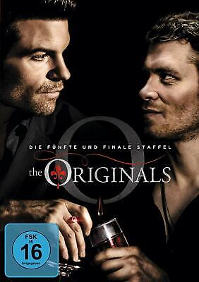 The Originals - Staffel 5    - (Deutsch)   - DVD NEU