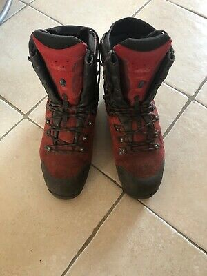 HIAX Chainsaw Safety Boots, Size 10(UK)
