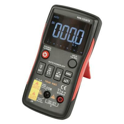 ANENG Q1 True-RMS Digital Multimeter Button 9999 Counts With Test Lead 0 - 40 ℃