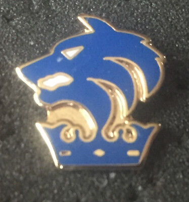 Rare Chester Fc Small Cutout Crest Enamel Pin Badge