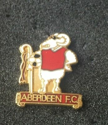 Rare Aberdeen Ram  Enamel Pin Badge