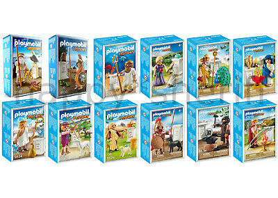 Playmobil Greek Gods 9149 9150 9523 9524 9525 9526 70213 70214 70215 70216 Boxed