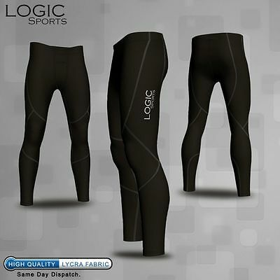 Mens Compression Running Tights