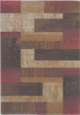 """1:48 Scale Dollhouse Area Rug 0001900 - approximately 1-7/8"""" x 2-3/4"""""""