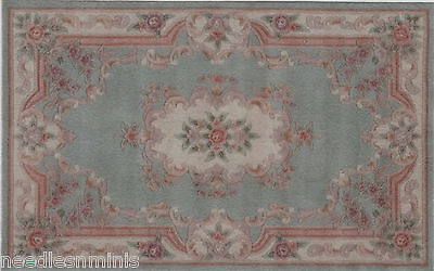 """1:24 Scale Area Rug approximately 3-1/2"""" x 5-1/2"""" - 0000766"""