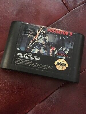 Predator 2 *suspected repro* (PAL) cart only