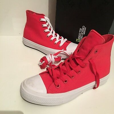 converse all star bianche alte donna 37.5