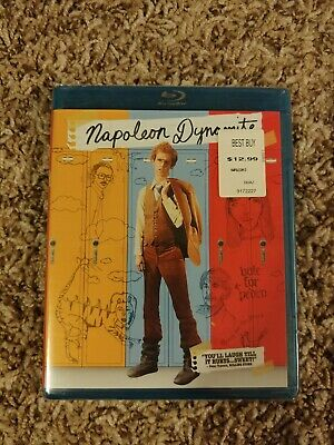 NEW Napoleon Dynamite * BLU RAY SEALED AUTHENTIC Region A USA WIDESCREEN