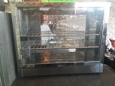 Commercial Hot display case Commercial Food Warmer For Cafe Pie Catering & Pizza