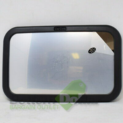 Carcoo Back Seat Rear Facing Baby Car Mirror Best Convex Mirror For Baby View