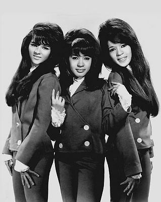 The Ronettes, 1960s Girl Group 10x8 Glossy Music Photo Print Picture No.2