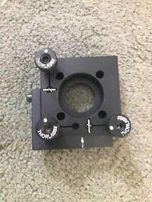 Thorlabs Precision Kinematic Mirror Mount w/ 3 Adjustment Positions