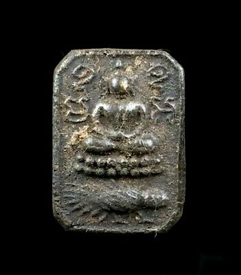 thai buddha amulet old PHRA Magic Powder  LP Parn The maestro