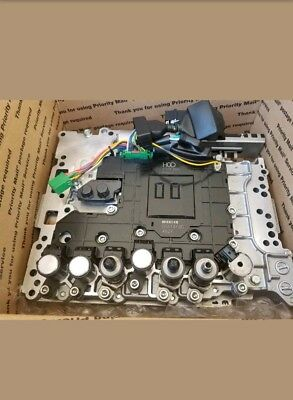 RE5RO5A VALVE BODY with Solenoids Hitachi TCM 2nd design Nissan Frontier