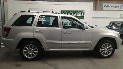 Jeep Grand Cherokee Overland 3.0 CRD 4X4 4WD Automatic