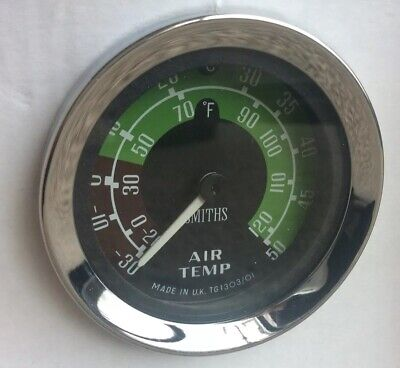 Smiths Classic MINI Ambient Air Temperature  Gauge