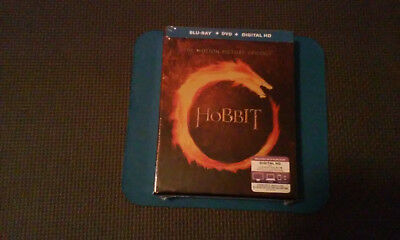 The Hobbit Trilogy: BLU-RAYS+DVDS+CASE! (FACTORY SEALED CASE!)