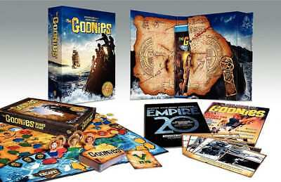 New Rare Oop Goonies 25Th Anniversary Collector's Edition Blu Ray Gift Set 1985