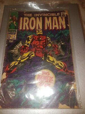 The Invincible Ironman #1