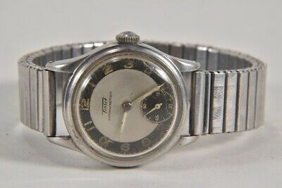 i33h14- Tissot Armbanduhr HAU Antimagnetique