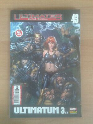 ULTIMATES 43 ULTIMATUM REQUIEM Parte Finale Avengers Vendicatori di LOEB FINCH
