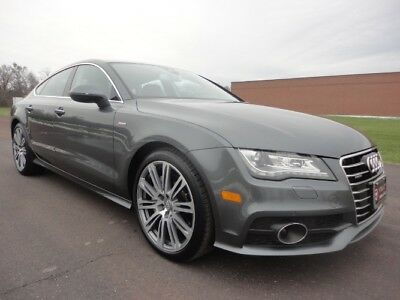 2014 Audi A7 3.0 Prestige 2014 AUDI A7 PRESTIGE /INNOVATION /DRIVER ASSIT /S LINE /NIGHT VISION / 75K MSRP
