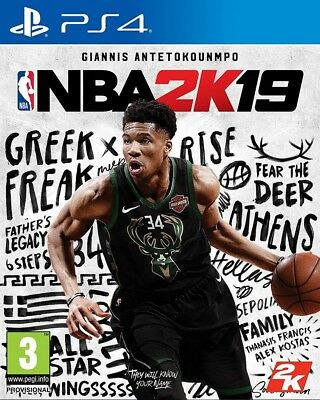 NBA 2K19 | PS4 | No CD