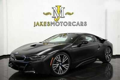 2017 BMW i8 Protonic Frozen Black Edition ($155,895 MSRP!) 2017 BMW i8 Protonic Frozen Black Edition ~ $155,895 MSRP! ~ FACTORY MATTE BLACK