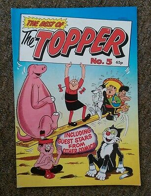 The Best of THE TOPPER - No.5 (1989)